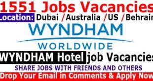 jobs at Wyndham hotel