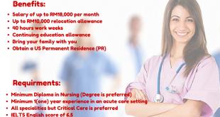 Nursing Recruitment Medical Review Nurse