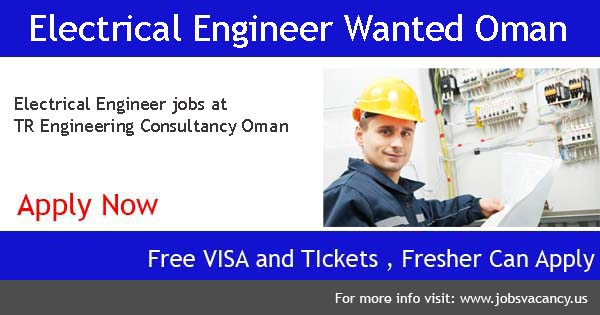 Electrical Engineer jobs Oman