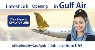 Gulf Air Careers