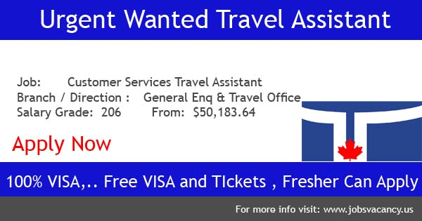 Travel Assistant Toronto