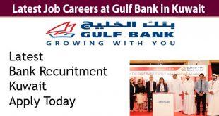 Bank Recruitment Kuwait