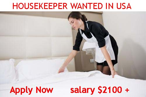 housekeeping usa
