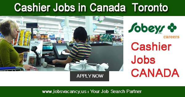 Cashier Jobs in Canada