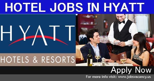 Hotel jobs list