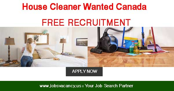 house cleaning wanted at taylormaid