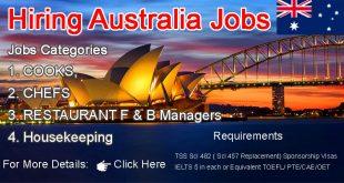 Hiring Australia Jobs