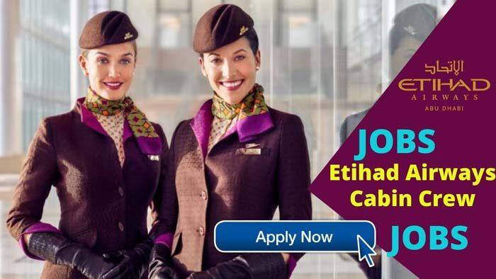 Etihad Airways Careers Vacancy 2020